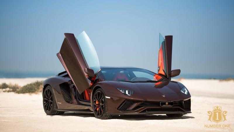 Lamborghini Aventador S Coupe