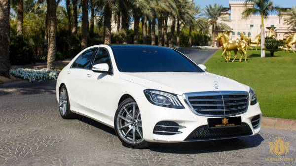 Mercedes-Benz S450 Full Option