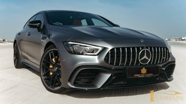 Mercedes-AMG GT 63S V8 BiTurbo 4MATIC