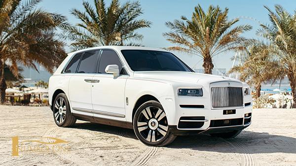 Rolls-Royce Cullinan 4x4