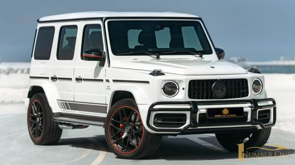 Mercedes-Benz G63 AMG Edition One
